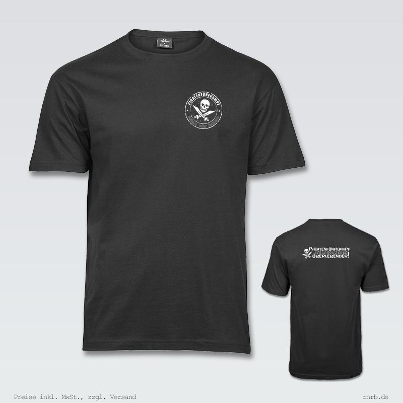 Darstellung: 5kampf-shirt-klassisch-brust-ruecken