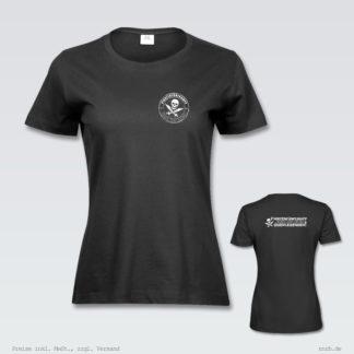 Darstellung: 5kampf-shirt-tailliert-brust-ruecken
