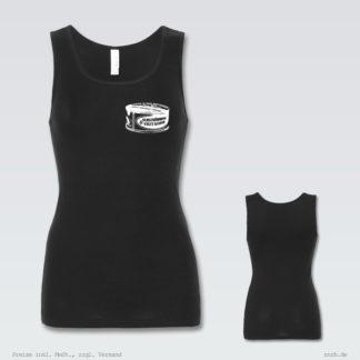 Darstellung: surstroemming-statt-kaviar-tank-topshirt-tailliert-brust-ruecken