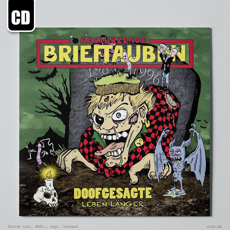 Dargestellt: abstuerzende-brieftauben-doof-gesagte-leben-langer-cd
