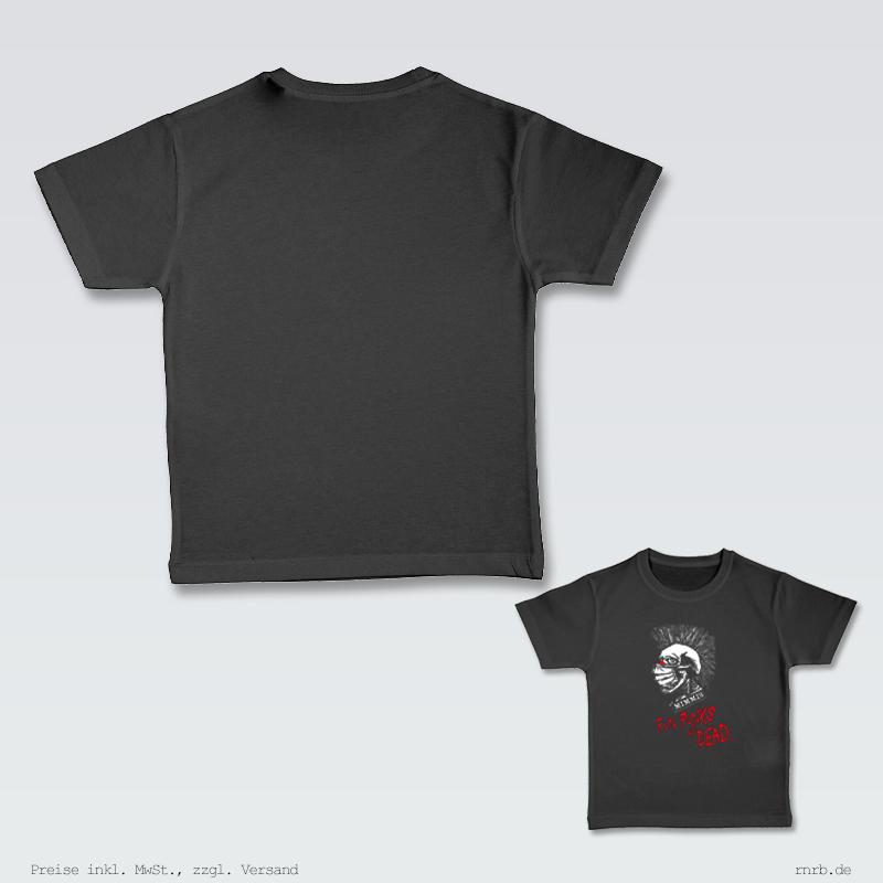 Darstellung: fun-punks-shirt-kids-ruecken-brust