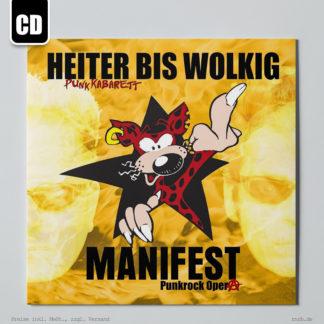 Dargestellt: heiter-bis-wolkig-manifest-punk-opera-cd