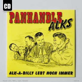 Dargestellt: panhandle-alks-alk-a-billy-lebt-noch-immer-cd