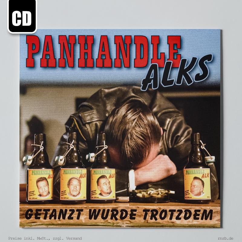 Dargestellt: panhandle-alks-getanzt-wurde-trotzdem-cd