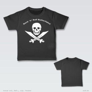 Darstellung; rnrblogo-shirt-kids-brust-ruecken