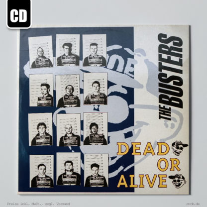 Dargestellt: the-busters-dead-or-alive-cd